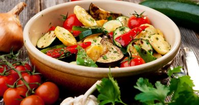 Super reteta: Legume la cuptor cu usturoi! O reteta culinara pentru toate gusturile!
