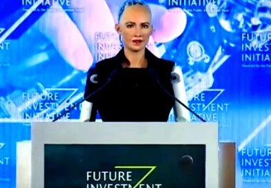 Primul robot din lume care a primit cetatenie! FOTO-VIDEO
