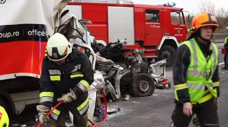 Transilvania: Un român a murit şi altul este în comă în urma unui accident rutier din Austria | foto-video