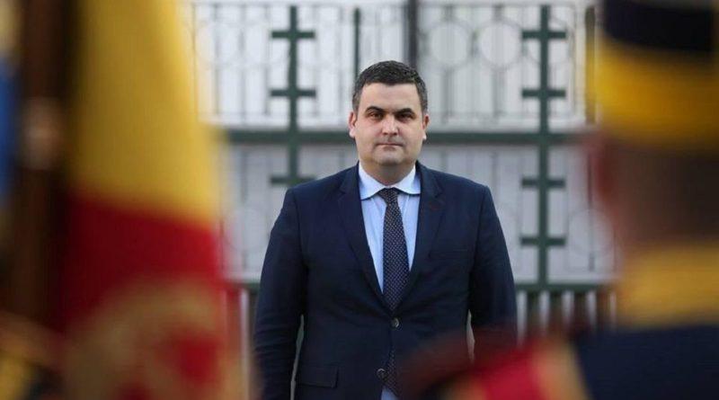 """Ministrul Apărării Naţionale, Gabriel Les: """"Doresc să transmit întreaga mea compasiune familiilor afectate de tragicul atentat terorist!"""""""