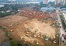 Chinezii construiesc în ȘASE ZILE un spital special pentru cazurile de coronavirus. Construcția va avea două etaje și 1000 de paturi
