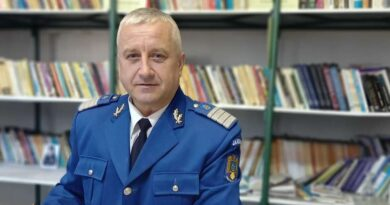 Jandarmul pasionat de promovarea tradițiilor maramureșene!