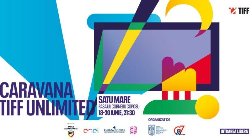 Caravana TIFF revine la Satu Mare cu filme premiate | 18-20 iunie, ora 21:30 în pasajul Corneliu Coposu
