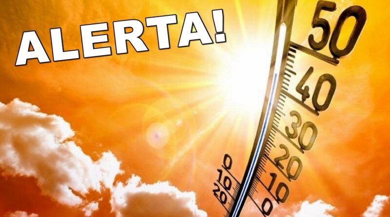 Vremea de astăzi extrem de călduroasă și cu maxime de până la 39 de grade!