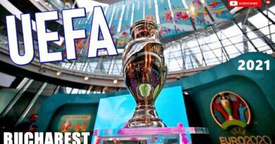 Meciurile de la EURO 2021 în România! Vezi când se vor disputa! VIDEO