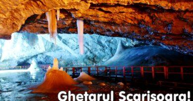 Ghețarul Scărișoara   Cel mai vechi bloc de gheaţă subterană din lume s-a redeschis!